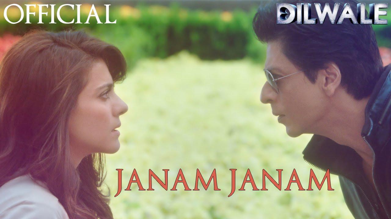Janam Janam - Dilwale Piano Notes   Jarzee Entainment Piano